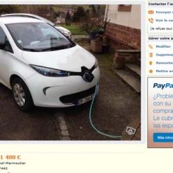Cuidado con las ayudas a la compra de coches eléctricos