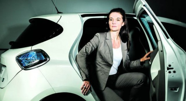 """Beatrice Foucher, directora del programa eléctrico de Renault """"En 2017 el ZOE doblará su autonomía"""""""