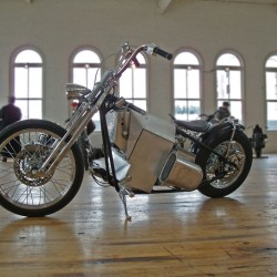 Works Electric, una chopper eléctrica