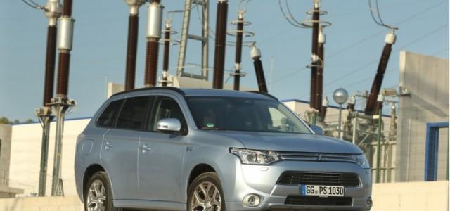 El Mitsubishi Outlander PHEV tendrá el mismo precio que el modelo diésel en Inglaterra