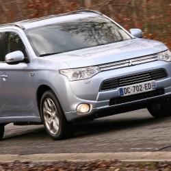 El éxito del Outlander PHEV permite a Mitsubishi superar a Honda en Europa