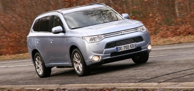 10.000 Mitsubishi Outlander PHEV vendidos en Holanda