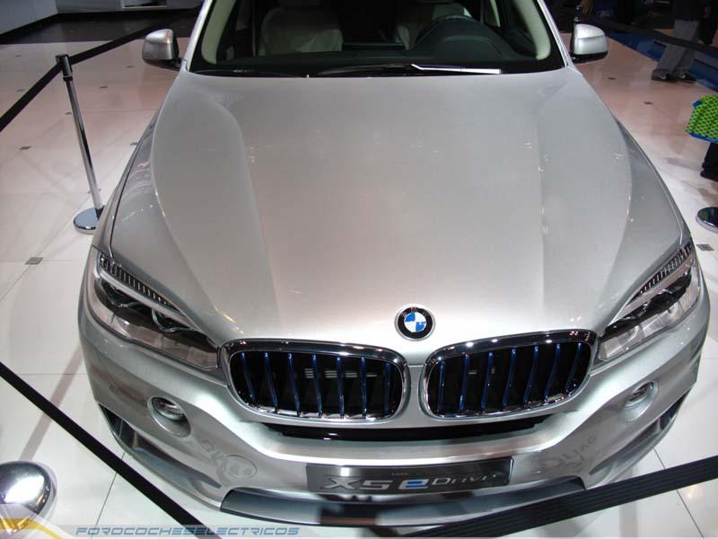 BMW-X5-eDrive