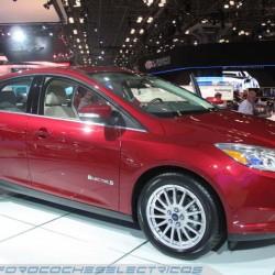 El Ford Focus eléctrico actualiza su batería. 33.5 kWh y más de 160 kilómetros de autonomía EPA