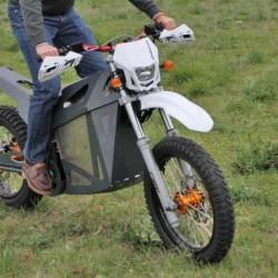 Enriding presenta su proyecto de moto eléctrica