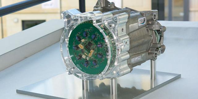 MotorBrain_Infineon