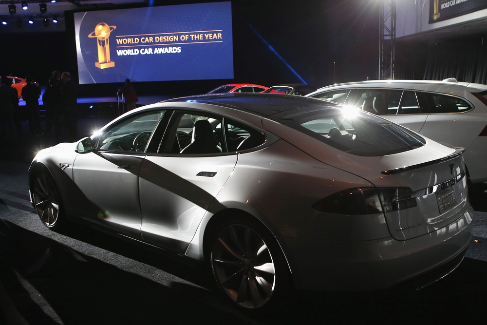 Image: New York International Auto Show Highlights Latest Car Models