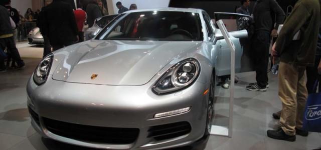 El Porsche Panamera S e-Hybrid logra alcanzar las 1.500 unidades vendidas