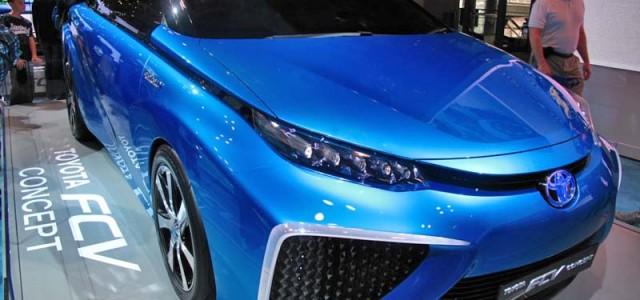Japón dará ayudas de hasta 15.000 euros a los coches a hidrógeno