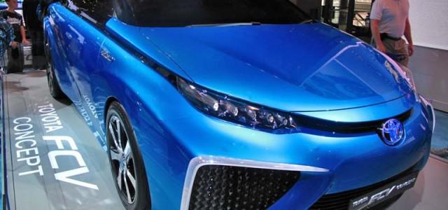 El primer Toyota a hidrógeno llegará este mismo año