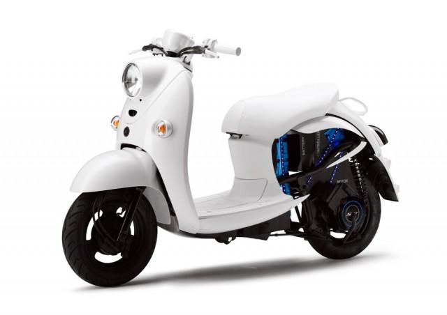 Yamaha-evino