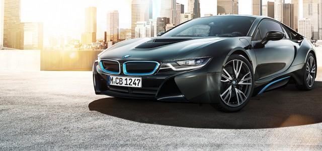 Precios y equipamiento del BMW i8