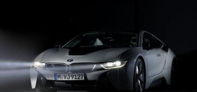 BMW podría estar trabajando en una versión más potente del i8