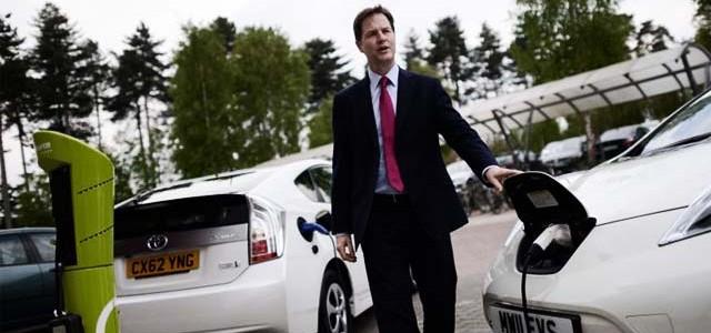 Inglaterra extiende el programa de ayudas a la compra de coches eléctricos hasta el 2017