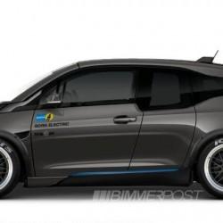 Cada vez está más cerca una colaboración entre BMW i y BMW M