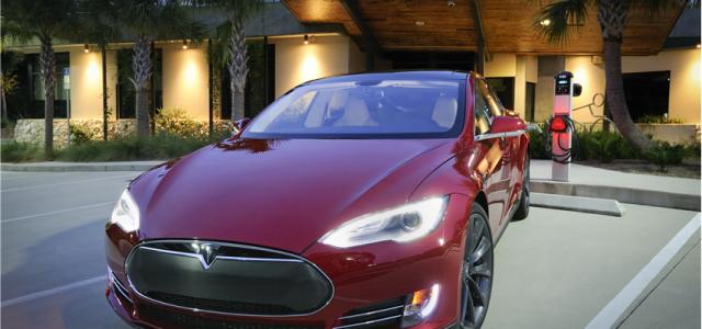La ciudad china de Shanghai, otorga matrículas gratuitas a los compradores del Tesla Model S