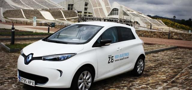 Ya se puede comprar el Renault ZOE con batería en España