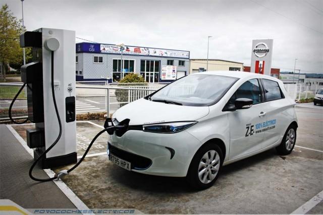 Renault ZOE. 6.500 euros de ayuda en España, y 500 euros en Holanda