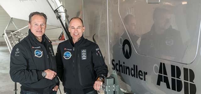 Solar Impulse 2. La vuelta al mundo sin escalas y sólo con energía solar
