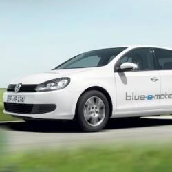 El Volkswagen e-Golf tendrá muy poco protagonismo, el GTE ocupará un espacio más importante