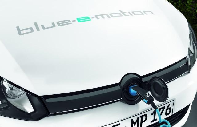 Volkswagen Studie Golf blue-e-motion