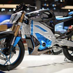 El nuevo presidente de Yamaha confirma los planes de fabricar más motos eléctricas