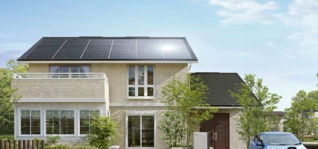 La casa del futuro será de madera, energéticamente autosuficiente, y tendrá un coche eléctrico