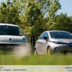 eTourEurope: 4.200 kilómetros en coche eléctrico