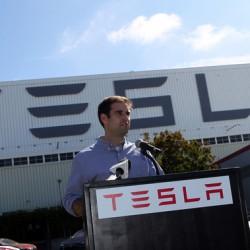 JB Straubel habla de innovaciones en baterías, y sobre el hidrógeno en el transporte