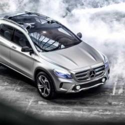 Tres Mercedes híbridos enchufables para el 2015