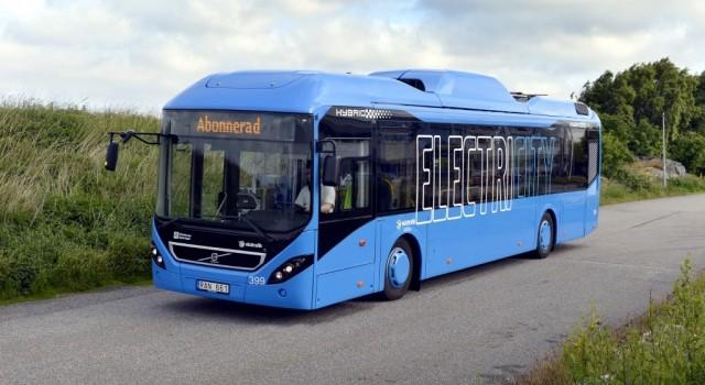 Todos los autobuses de Bruselas serán eléctricos en 2030