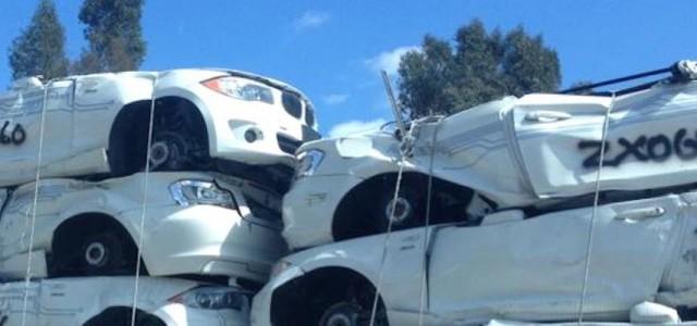 BMW habla de la polémica de los ActiveE desguazados