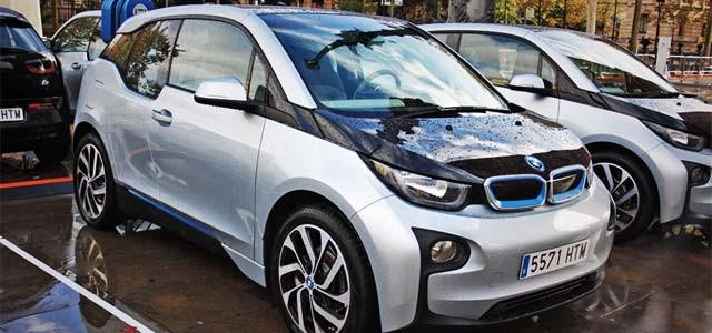 BMW i3 con extensor de autonomía a hidrógeno