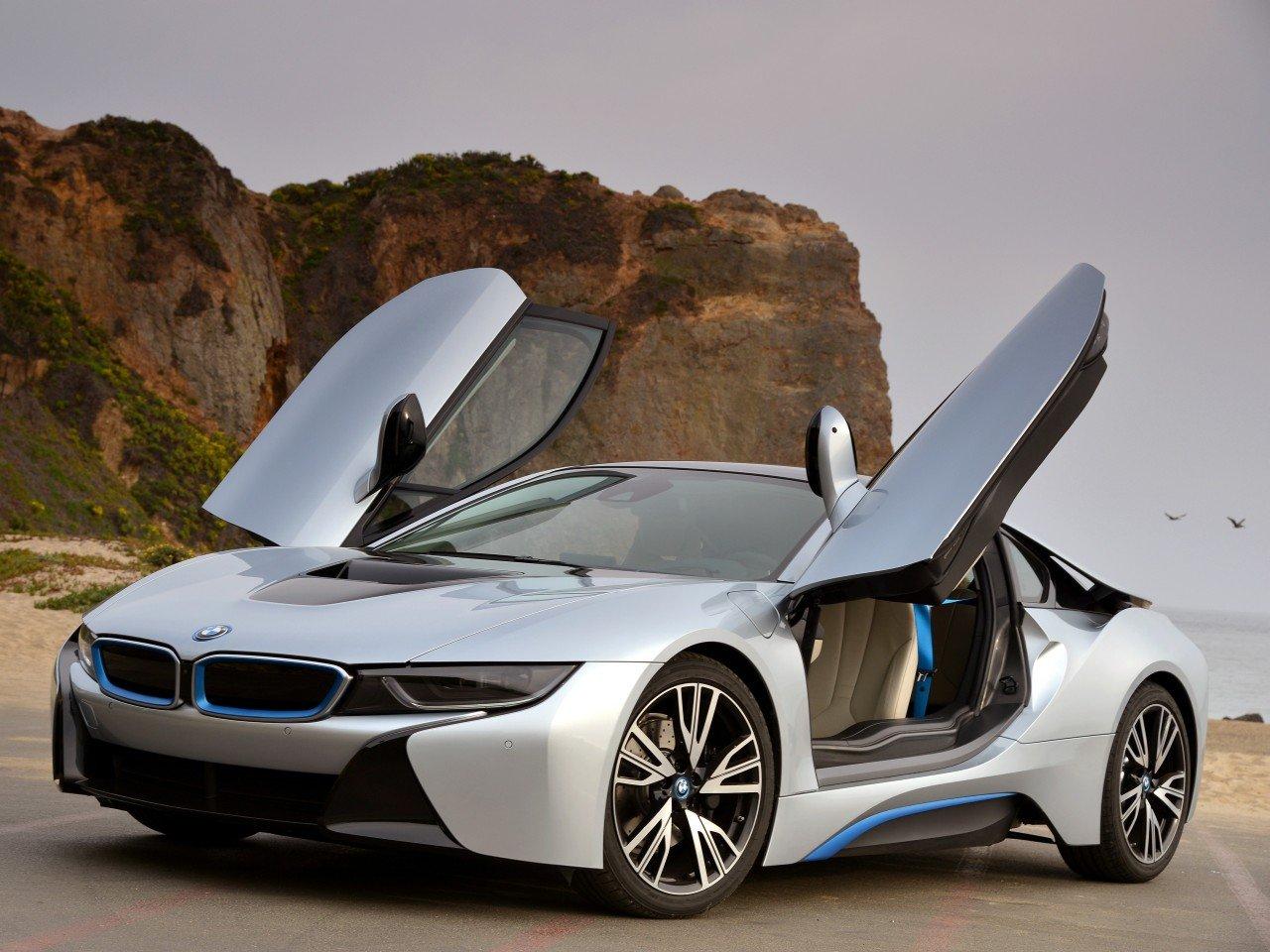 El actual BMW i8