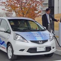 Toyota, Nissan, Honda y Mitsubishi, se unen en Japón para aumentar la red de puntos de recarga