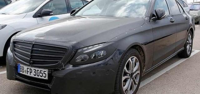 El Mercedes Clase C enchufable llegará el 2015