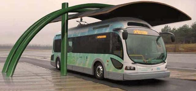 Autobuses eléctricos. La mejor forma de reducir las emisiones contaminantes en carretera