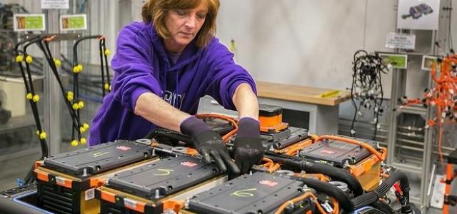 General Motors fabricará en Estados Unidos las baterías del Chevrolet Spark EV