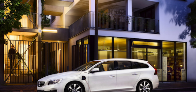Volvo nos propone reducir las emisiones de una vivienda en un 80%