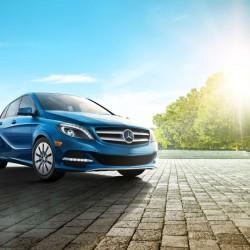 Se desvela el secreto. La batería del Mercedes Clase B ED alcanza los 36 kWh de capacidad
