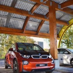 BMW espera vender 12.000 unidades del i3 en Estados Unidos este 2015