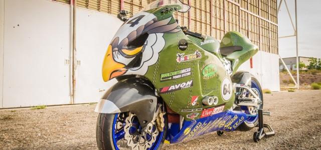Brutus V2 Rocket. Una superbike eléctrica para Pikes Peak, que llegará al mercado