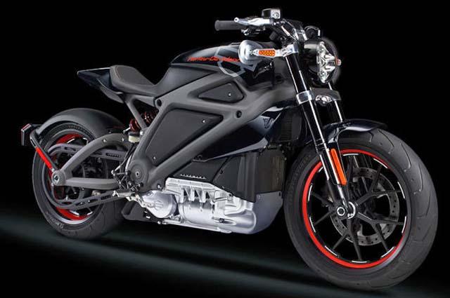 Harley-davidson-electrica