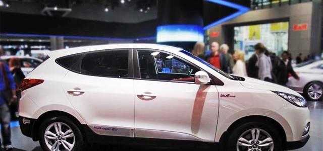 Hyundai explica las razones de su apuesta por los modelos a hidrógeno. Conseguir créditos de emisiones