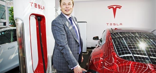 Los supercargadores de Tesla llegarán a España en 2015