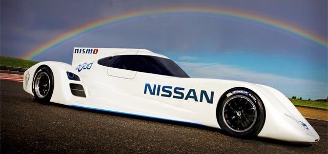 El Nissan ZEOD RC se prepara para su asalto a Le Mans