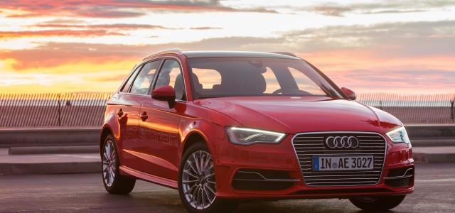 El precio del Audi A3 e-Tron, 40.460€. Llegada a España a finales de noviembre