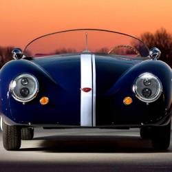 Carice MK1. Un coche eléctrico con mucho estilo