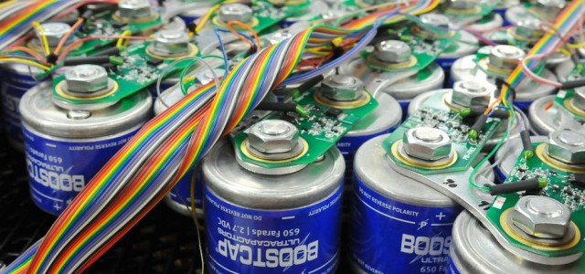 Los supercondensadores acabarán con las baterías de ion litio