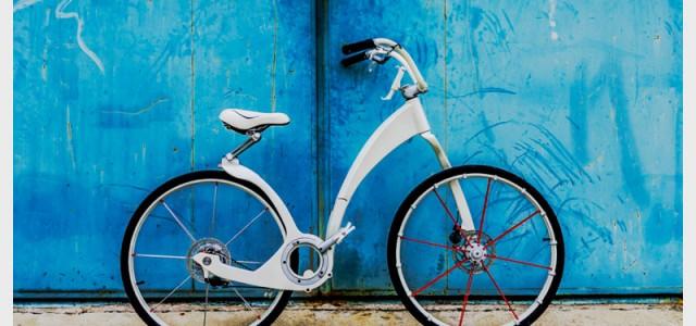 Gi Bike. La bicicleta eléctrica perfecta busca financiación en las redes del crowfunding